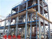 硫化碱四效+单效强制循环蒸发器