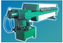 X1000系列厢式压滤机基础图