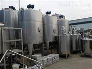 加工定做不锈钢搅拌罐 电加热搅拌反应罐