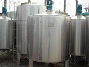 加工10立方不锈钢储奶罐