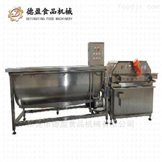DY-4200大型涡流洗菜机德盈机械