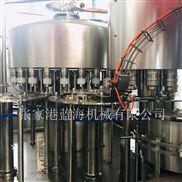 RCGGF沖洗、灌裝四合一茶飲料灌裝生產線