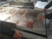 蔬菜高压喷淋清洗机 净菜加工生产设备