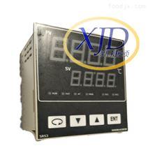原裝日本島電SRS3-Y-P10溫濕度控制儀