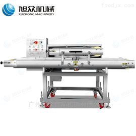 XZ-QP121广州旭众厂家肉类自动切片切条机