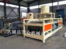 热固复合硅质聚苯板生产设备TEPS保温板设备