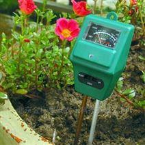 土壤酸堿度濕度光照度測試儀