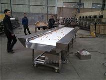 食品不锈钢食品输送带 冠通机械