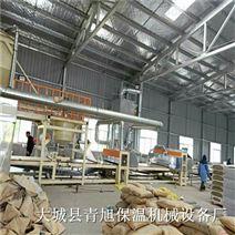 水泥面岩棉复合板设备生产线厂家