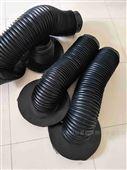 可拆装的缝制式伸缩防尘护套