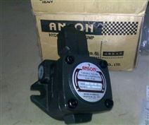 安颂ANSON叶片泵IVQP1-7-F-R-1D-10国内代理