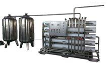 10噸雙級反滲透純水設備