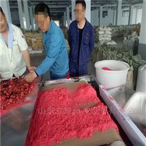 鱼饲料干燥设备 微波鱼饵干燥机
