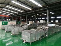 3000枚/小时全自动不锈钢毛刷洗鸭蛋机