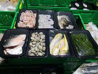 鱼贝类气调保鲜包装机