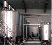武漢金榜風味型固體飲料生產工藝及設備