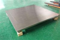 武汉1000kg不锈钢地磅价格 2吨防腐蚀磅秤