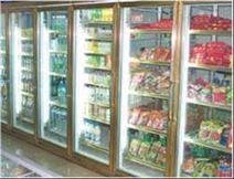 透明玻璃冷库
