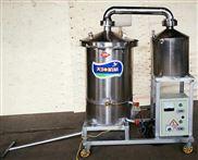 蒸酒机小型酿酒设备分体式粮酒蒸馏机