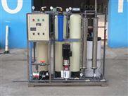 0.5吨反渗透设备带软化