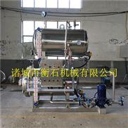 衡石机械电加热蒸汽发生器扒鸡杀菌锅厂家