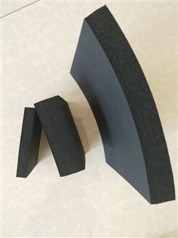 B2级橡塑保温板厂家定做_厂家