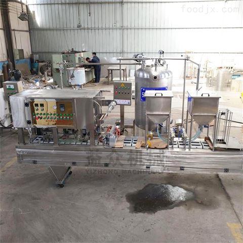 散装血豆腐加工设备直销猪血高温杀菌机器