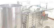 一体式仿手工自动干豆腐机
