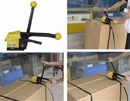 高州手动免扣钢带打包机理想工具
