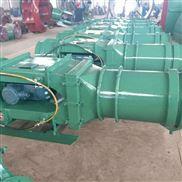 云南除尘湿式风机KCS-410D矿用湿式除尘风机