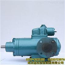 進口65,出口50的三螺桿泵泵組做重油輸送泵