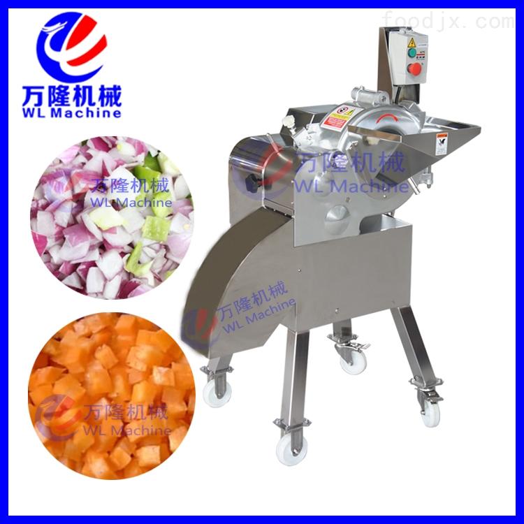 大型多功能高效水果切丁机设备