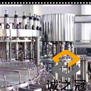 全自动瓶装饮料灌装机生产设备