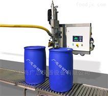 200升溶剂润滑油自动灌装机200公斤