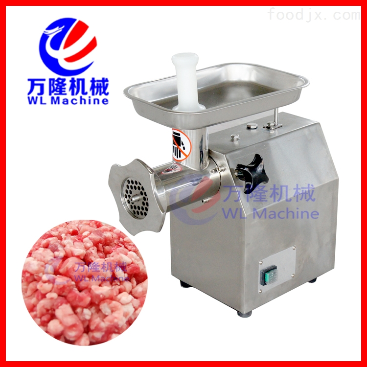 供应台式电动高效碎肉机绞肉机设备