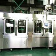 RCGF40-40-12全自动奶茶饮料灌装生产线
