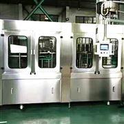 桶装格瓦斯饮料加工生产线