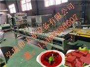 猪血豆腐加工设备-猪血旺生产线-猪血脱气机