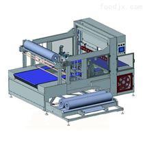 直销珠海全自动套膜热收缩机生产线应用