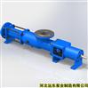 基于单螺杆泵的增稠剂输送泵