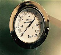 台湾鸿凯压力表0-3KPA燃气微压表