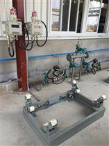 DCS-HT-EX化工厂2吨氨瓶电子秤 2.5T防爆钢瓶称重磅秤
