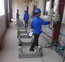 DCS-HT-G天津接PLC氯瓶电子秤 2500kg钢瓶磅秤价格