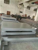 天津5吨钢材缓冲秤 8T缓冲式电子地磅