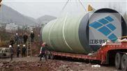 內江地埋式污水一體化提升泵站