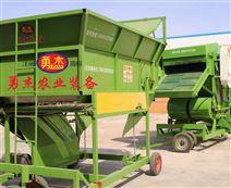 全自動上料分草設備 可接除膜機 可調頻