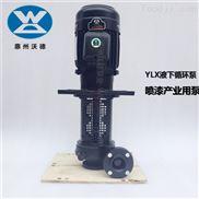 YLX350-50喷漆水帘柜专用泵 涂装设备泵