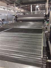 厂家提供定制不锈钢网带式提升转弯输送机