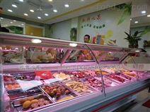 重慶涼菜/鹵菜熟食柜哪里有廠家供應