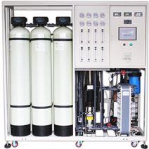 水思源超純水機、反滲透設備、雙級處理工藝